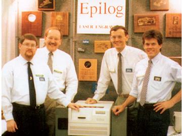 Fundadores de Epilog Laser