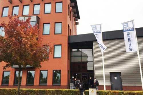 Europäischer Firmensitz von Epilog Laser