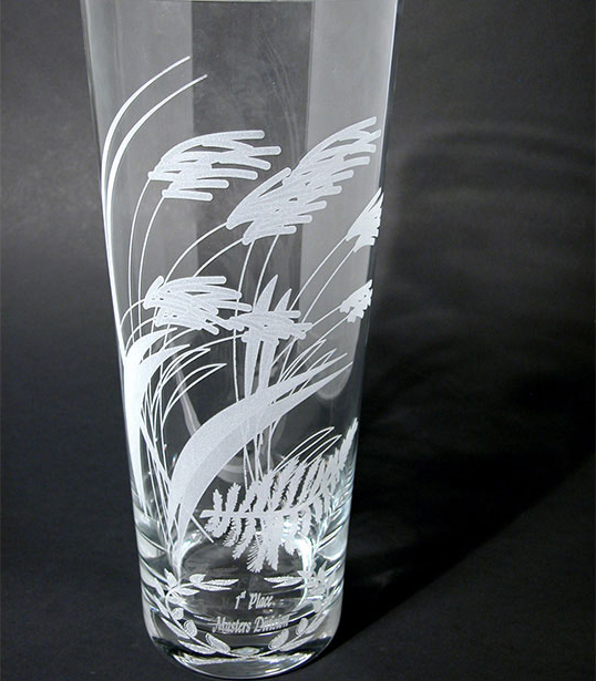 Laser Etching And Engraving Glass With A Laser System From Epilog