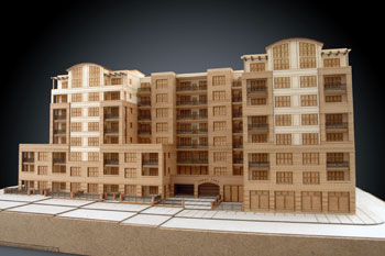 Wild west scale laser models for Architectural materials list