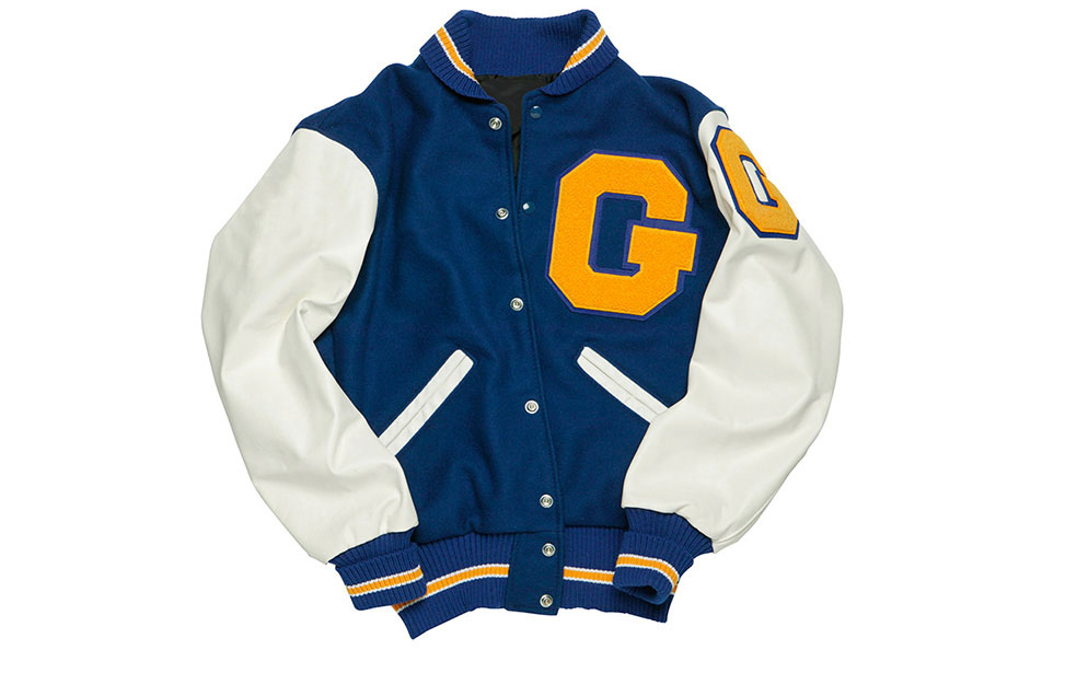 Lasergesneden 'Letterman'-patch