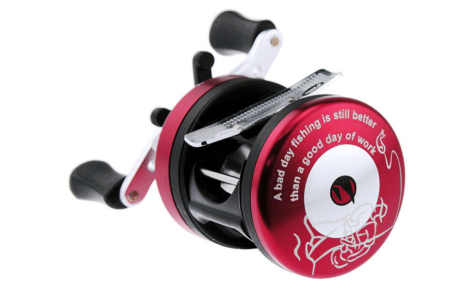 Anodized Fishing Reel