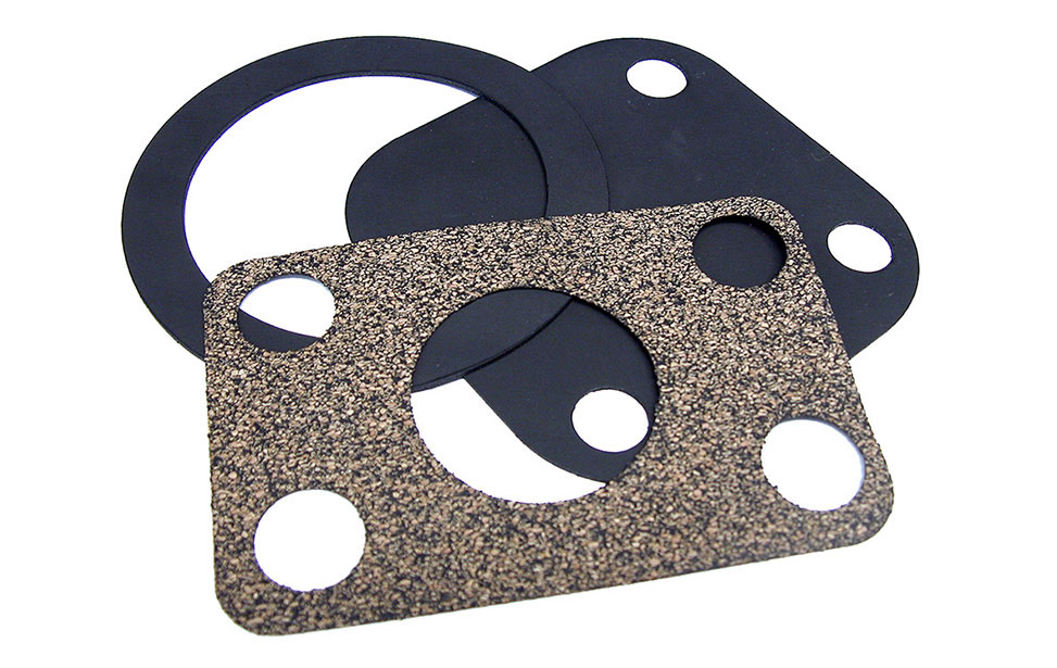 Laser Cut Rubber Gaskets