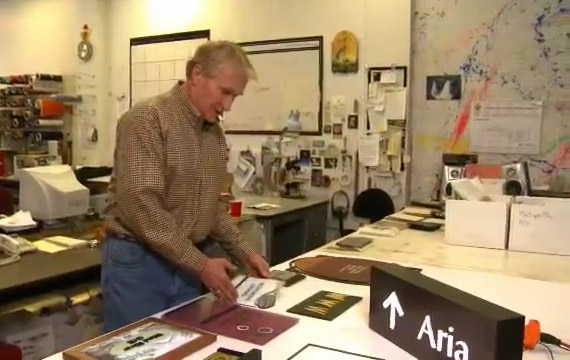 Customer Bill Benson Laser Cutting Signage Business Video