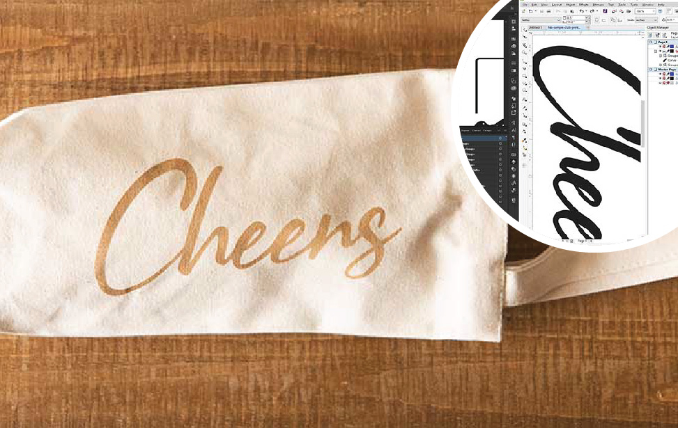 9878332ce010e Laser Engraving Canvas Wine Bags