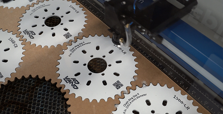 laser it challenge 4 bike gear jig template