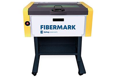 epilog fibermark laser machine