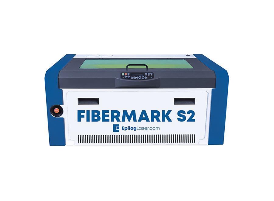 Epilog FiberMark S2 engraver marking machine