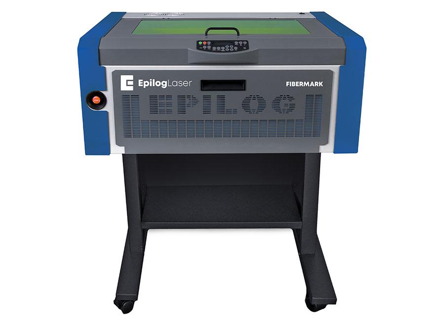 Laserowy ploter grawerujący FiberMark S2 firmy Epilog