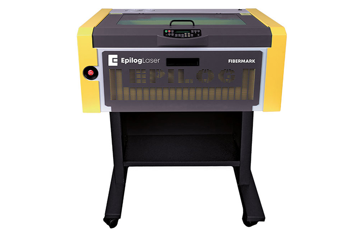 Epilog Laser FiberMark 24-lasermaskine