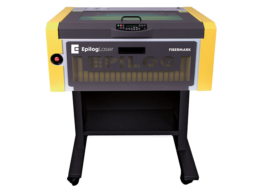 Máquina de gravação e marcação Epilog FiberMark 24