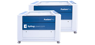 Epilog Fusion Pro Laser Systems Line