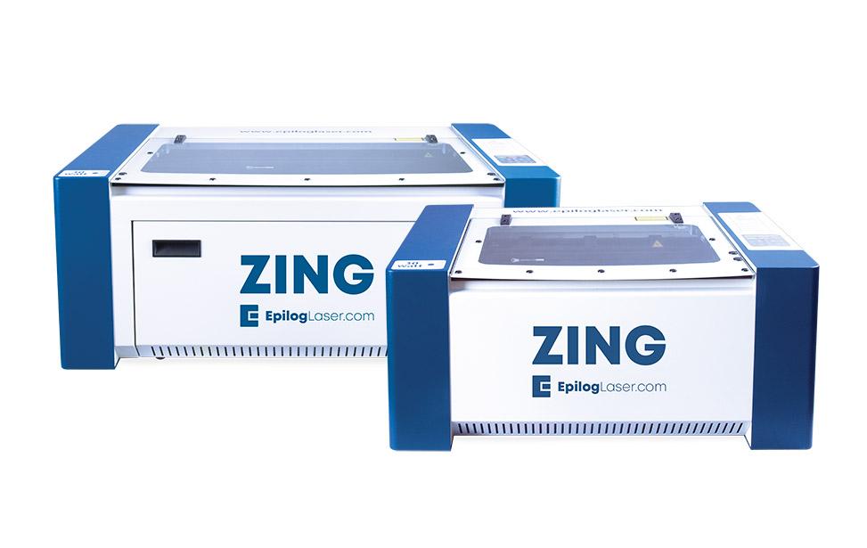 Epilog Zing スターター レーザー システム