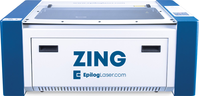 Zing Laser series entry-level laser machine