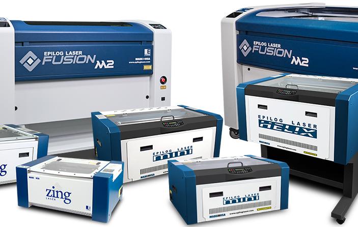 linea di prodotti epilog laser