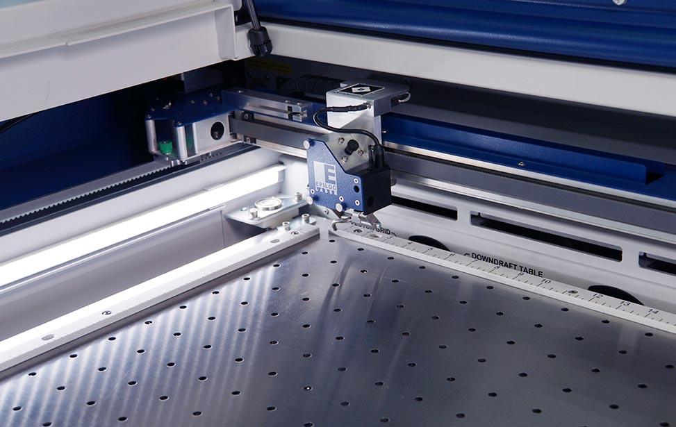 Fiber Laser Series Metal Etching Laser Machines From Epilog