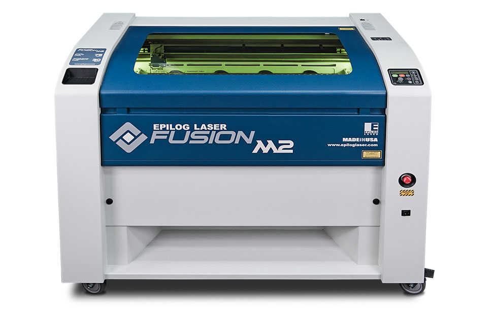 The Fusion laser engraving and cutting systems