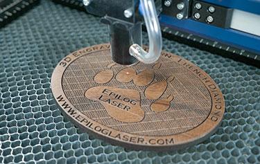 Snel graveren in een compact formaat.
