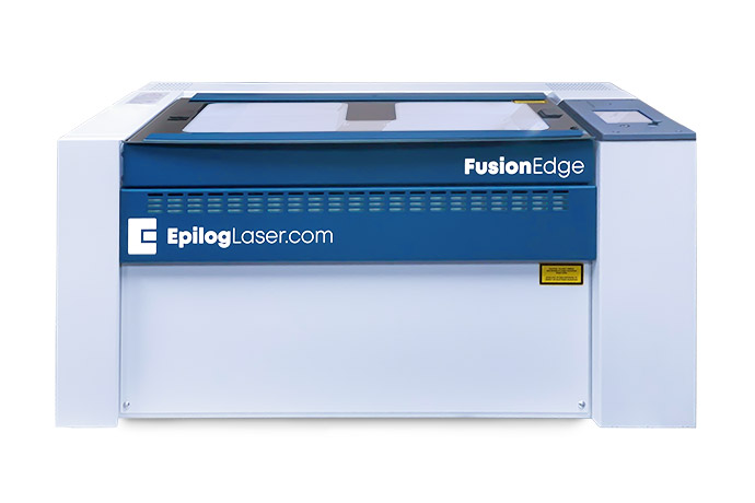 Epilog Fusion Edge レーザー彫刻マシン