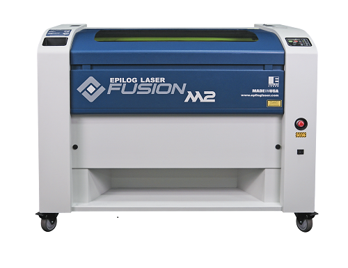 máquina láser de co2 Fusion m2 + tipo de láser de fibra