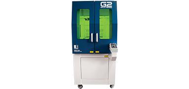 G2 Galvo lasermaskin fiber høy hastighet