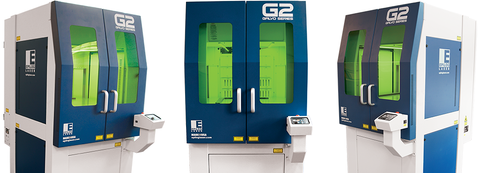 sistema láser g2 galvo de epilog laser