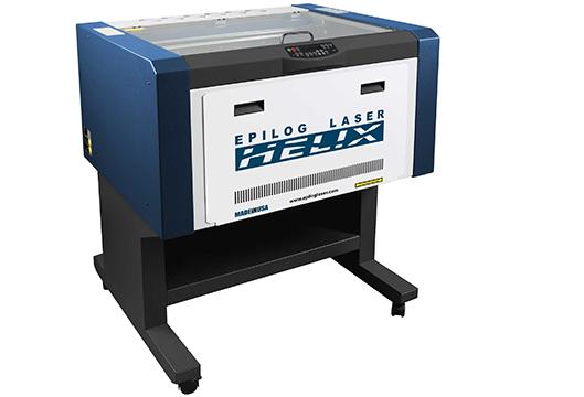 máquina láser helix 24