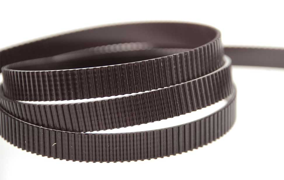 kevlar motion control belts for long lasting operation