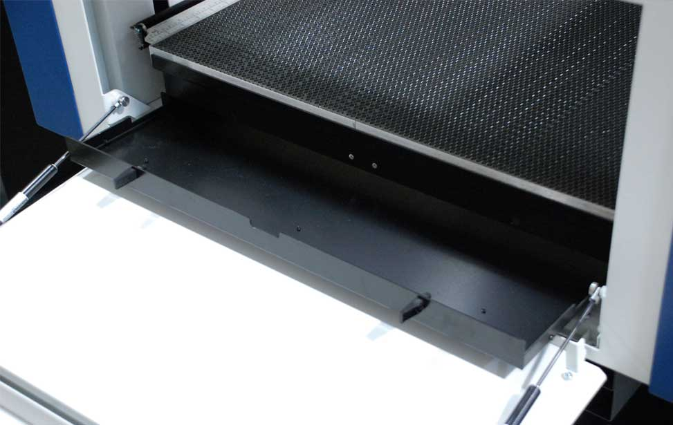 Mini Helix Motorized Table