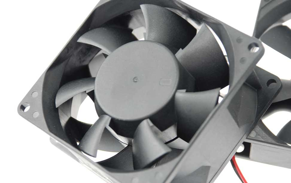 Mini Helix super silent fans