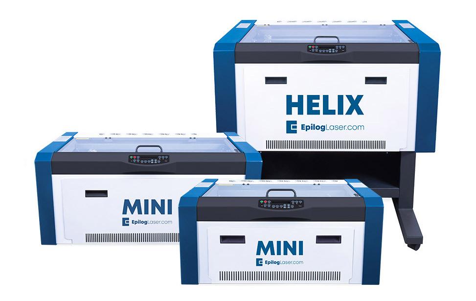 Mini 18, Mini 24, and Helix 24 Tech Specs