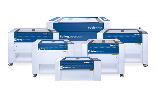 Fusion Edge and Pro Laser Machines
