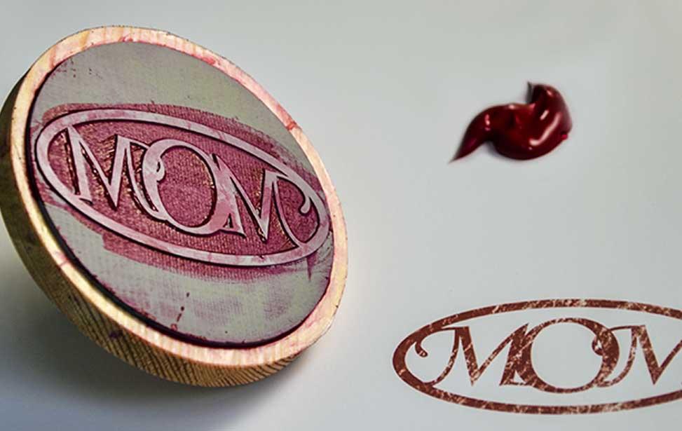 stamp engraving