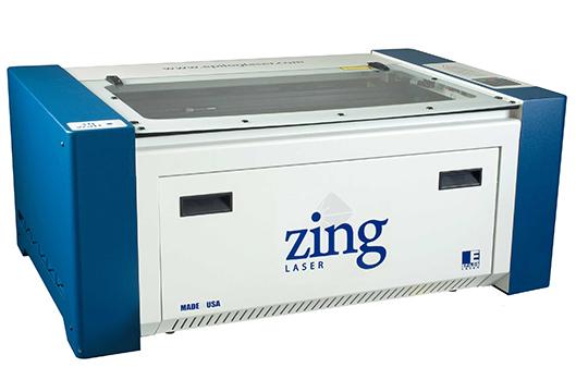 Máquina láser Zing 24