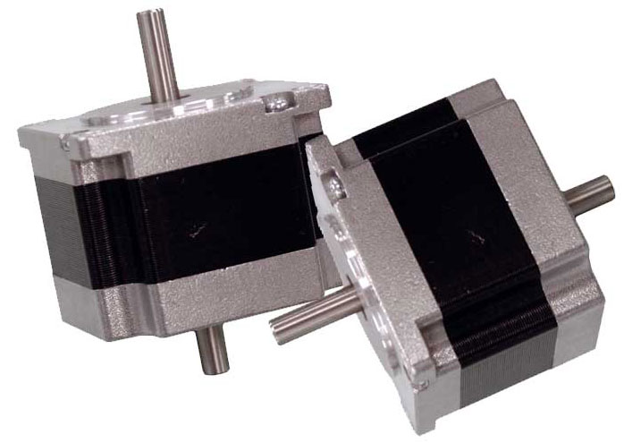 laser engraving stepper motors