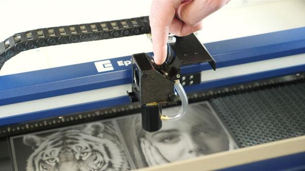 laser engraving acrylic awards
