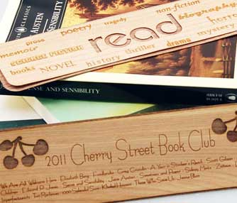 bookmark cutting