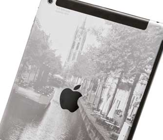 ipad air engraving