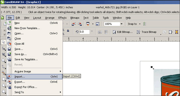 how to import fonts to libreoffice draw