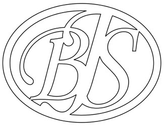 oval monogram option