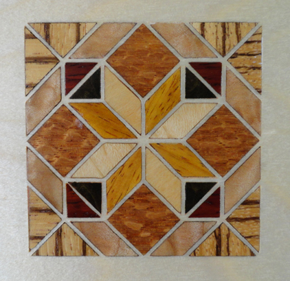 inlay finish spray