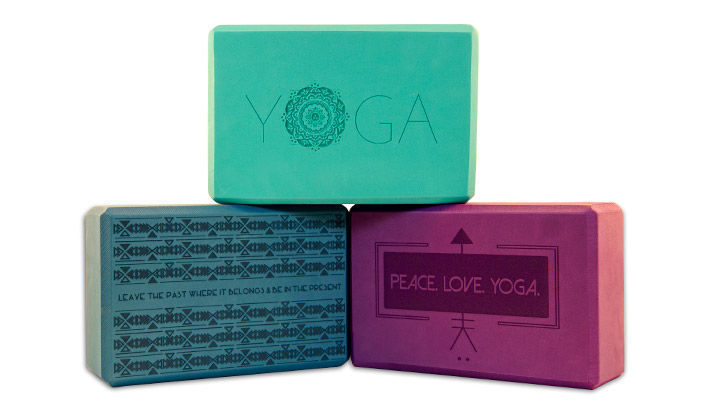 foam yoga blocks
